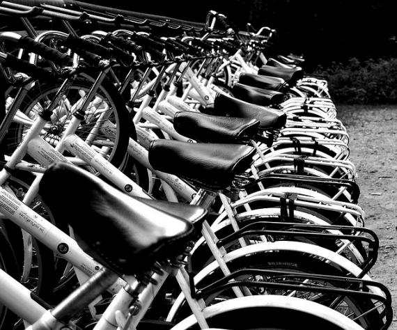 выбираем велосипед правильно
