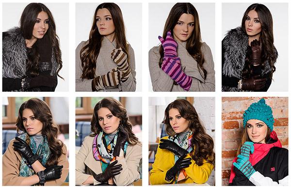 выбираем женские перчатки
