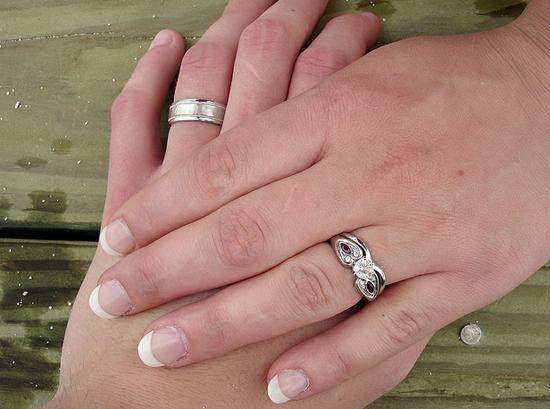 где купить и как выбрать обручальное кольцо